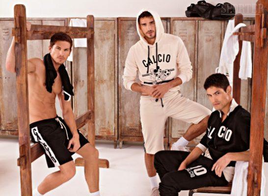 Chọn quần áo tập gym nam