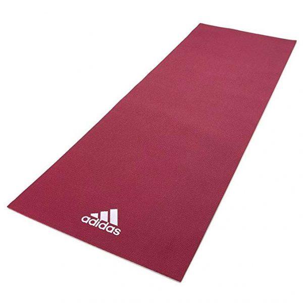 thảm tập yoga Adidas 10400 Magenta Red
