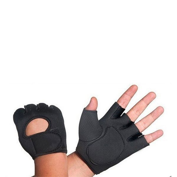 Găng tay tập gym nữa ngón Neoprene