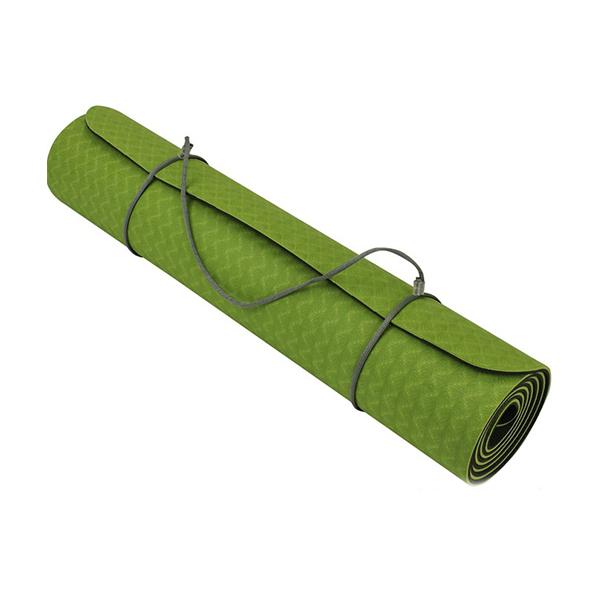 Thảm yoga tpe 6mm 2 lớp