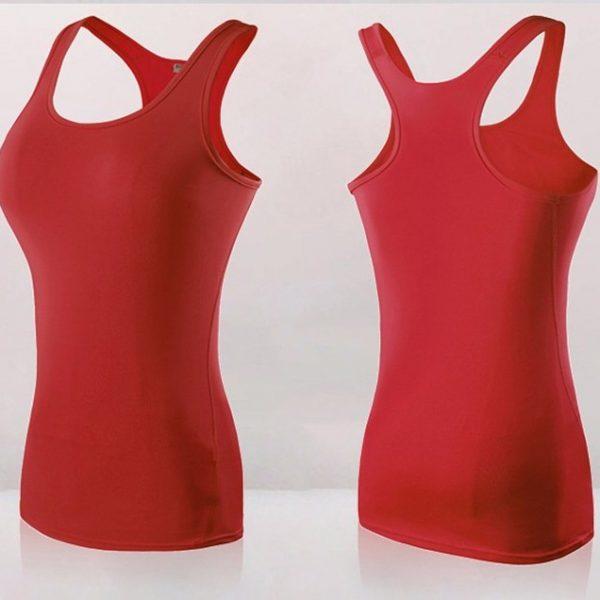 áo tanktop ba lỗ tập gym yoga nữ