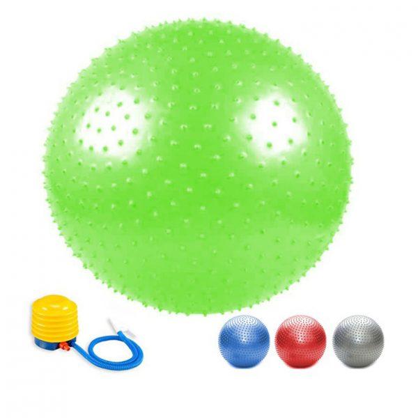 Bóng tập Yoga Aerobic có gai Brosman Gymball