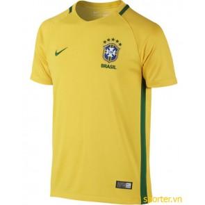 Áo Brazil vàng
