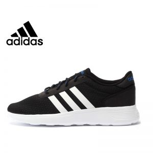 Giày thể thao nam Adidas neo lite racer shoes đen vnxk