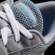 Giày thể thao nam Adidas neo lite racer shoes xám vnxk
