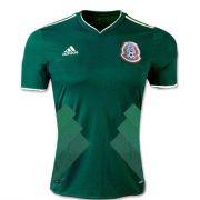 Áo mexico xanh