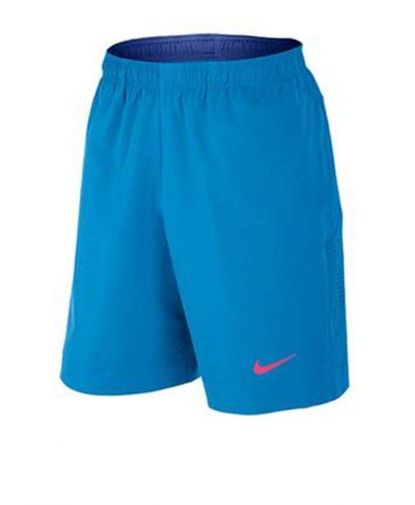 Quần short thể thao Nike xuất khẩu xanh dương