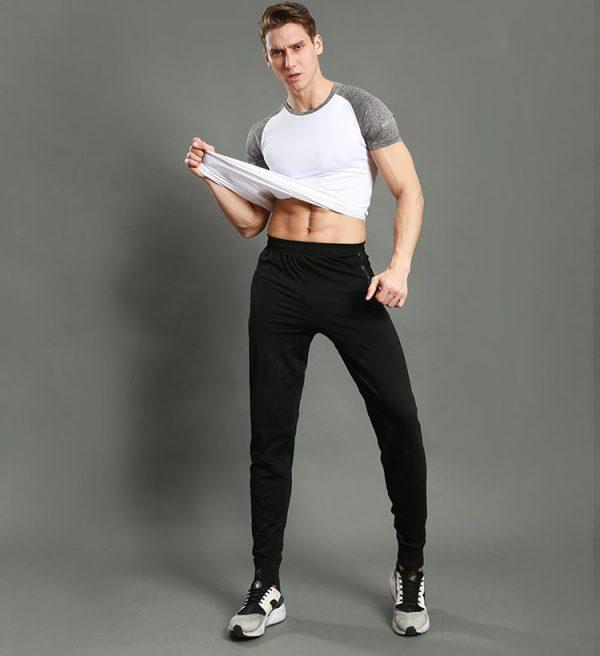 quần jogger thể thao nam đen 360s lx
