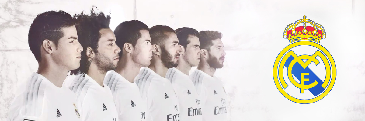 áo real madrid banner