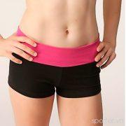Quần short tập gym yoga nữ