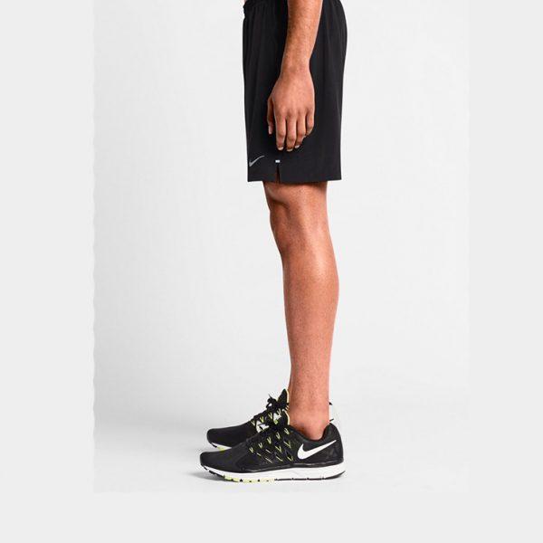 Quần short thể thao Nike tennis đen
