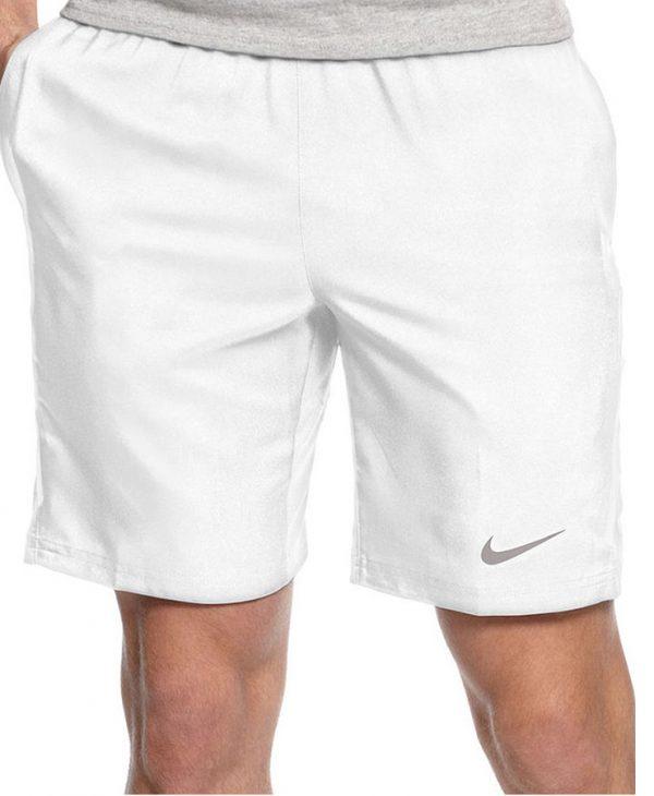 Quần short thể thao Nike tennis trắng