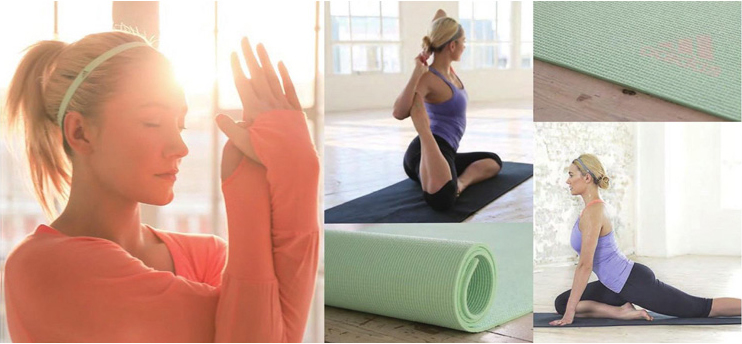 thảm tập yoga adidas pvc