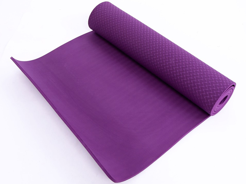 Thảm tập yoga TPE 2 lớp 8mm loại tốt
