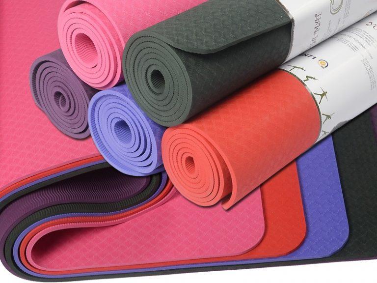 Thảm tập yoga TPE 8mm loại tốt
