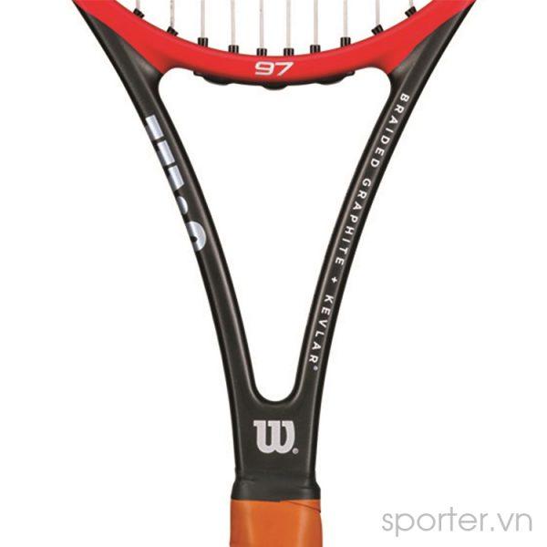 Vợt tennis Wilson pro staff 97 uls 290g 2017 chính hãng