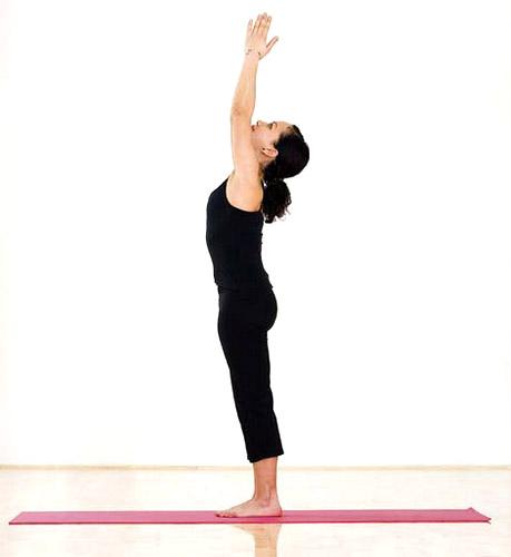 5 động tác yoga cơ bản