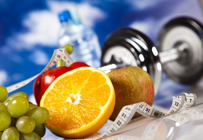 Dinh dưỡng khi tập luyện