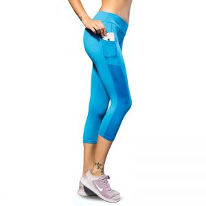 Legging vanish xanh
