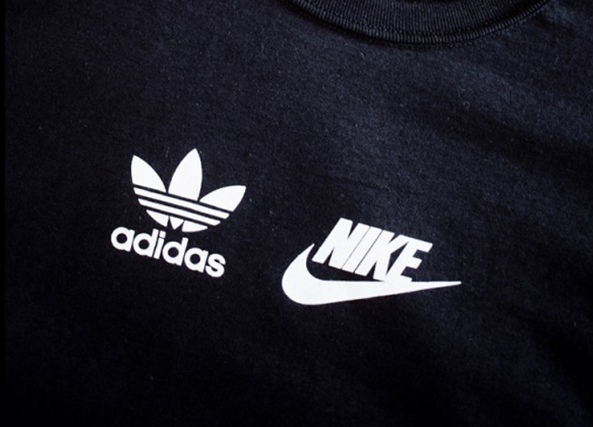 Công nghệ vải nike và adidas
