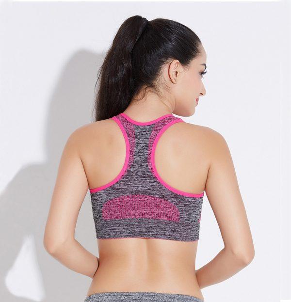 Áo bras thermal hồng