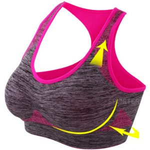 áo ngực bras thể thao thiết kế dễ dàng vận động
