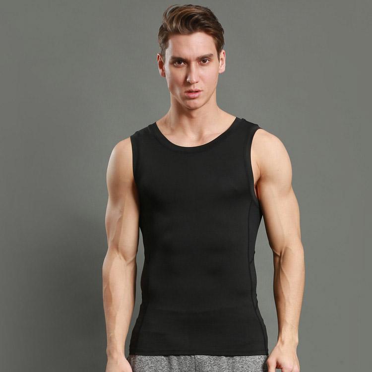 áo thun ba lỗ y5 tập gym đen