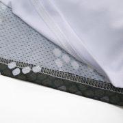 áo thun nam tập gym fg1 trắng
