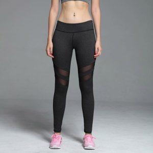 quần legging 360s tulle mesh