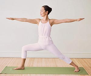 tham tap yoga