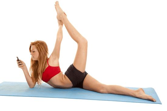 Những sai lầm mắc phải khi tập yoga