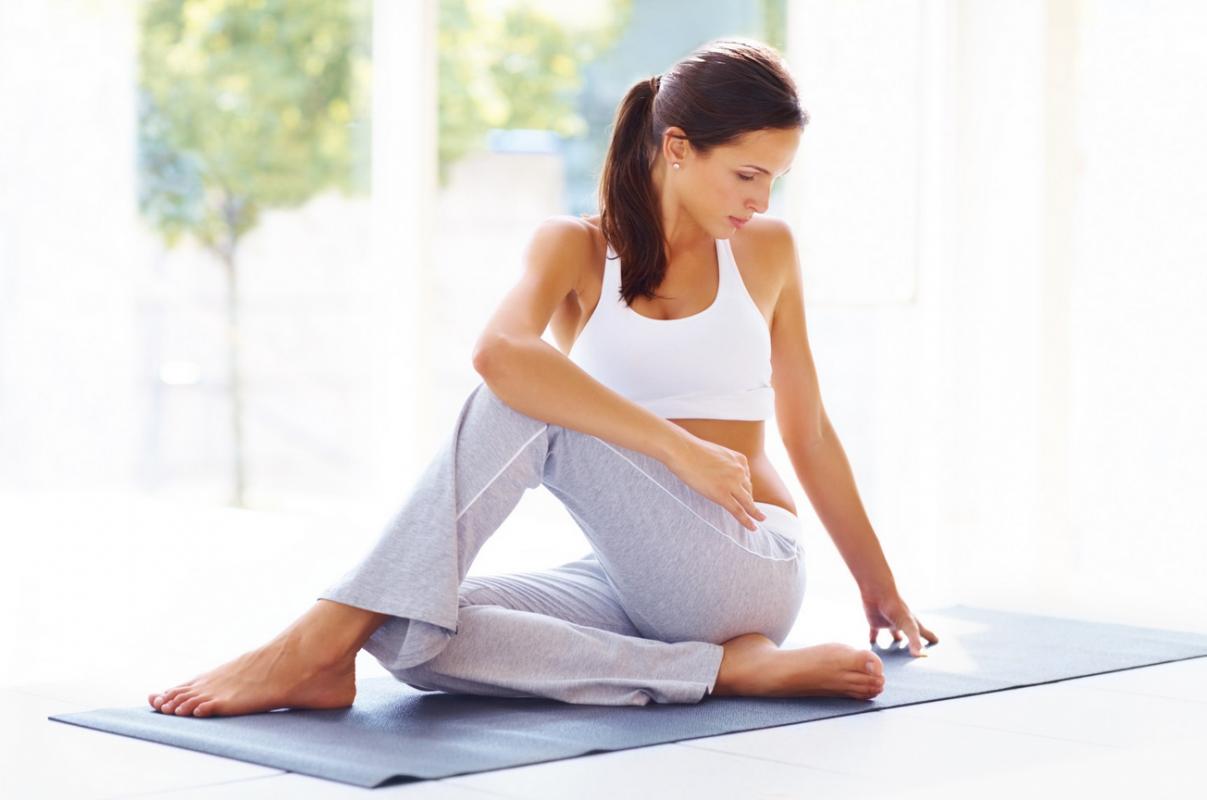 Trang phục yoga cần tránh