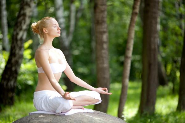 Lợi ích hít thở khi tập Yoga