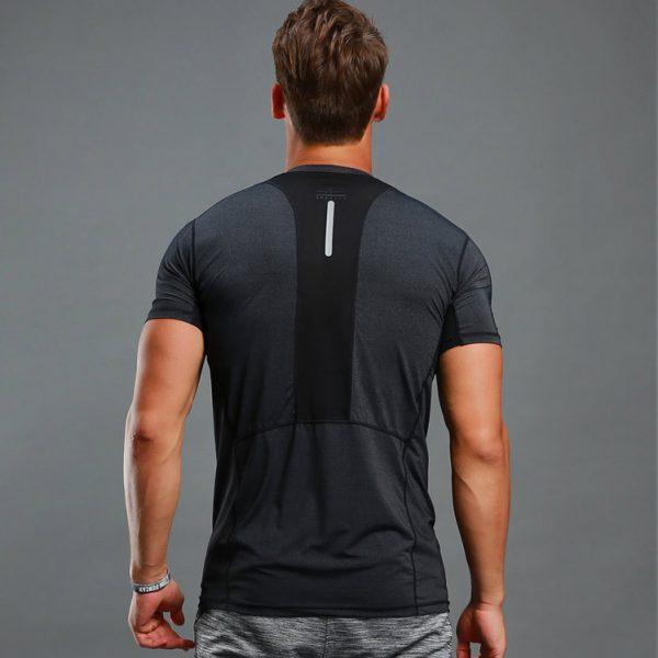 áo thun nam thể thao freely đen
