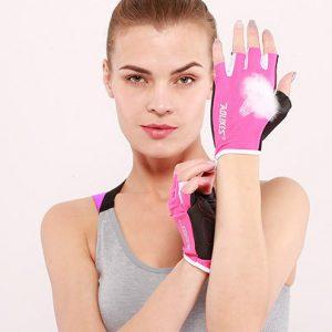 găng tay tập gym đi phượt aolikes hở ngón