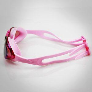 kính bơi tốt cao cấp buckle up màu hồng