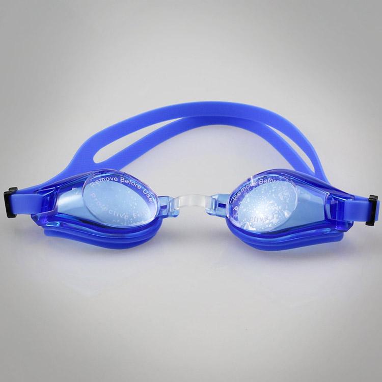 mắt kính bơi win chống nước loại tốt màu xanh
