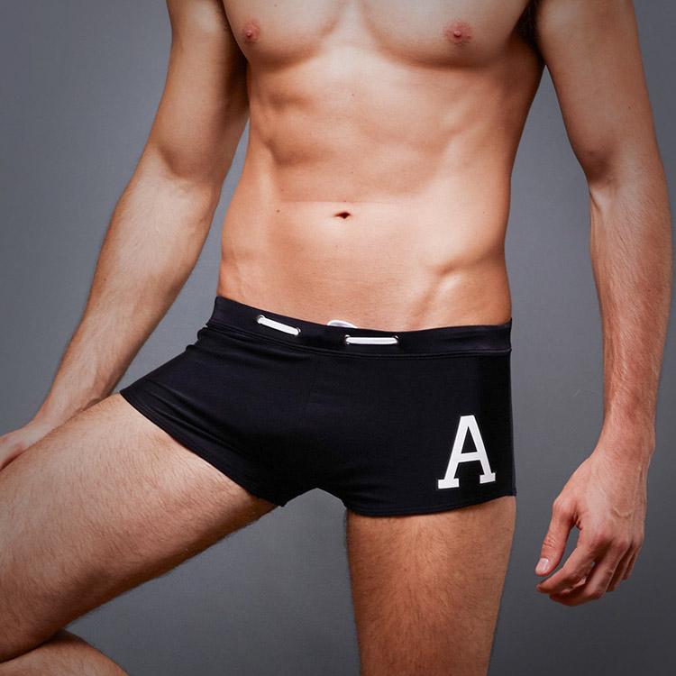 quần đùi bơi nam 360s fa blacket màu đen