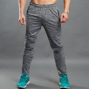 quần dài nam sweetpants jooger 360s dry xám