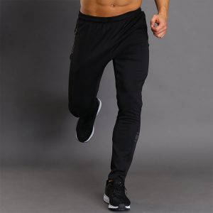 quần jogger nam sweetpants compress đen