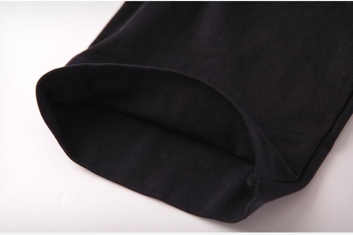 quần legging 360s shaping đen phối tím