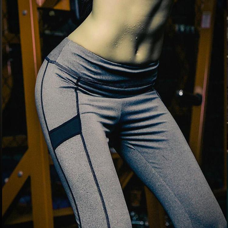 Quần legging 360s hips xám