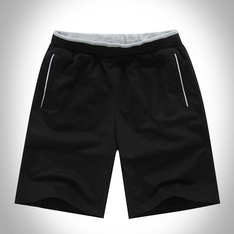 quần short nam đẹp Casual đen