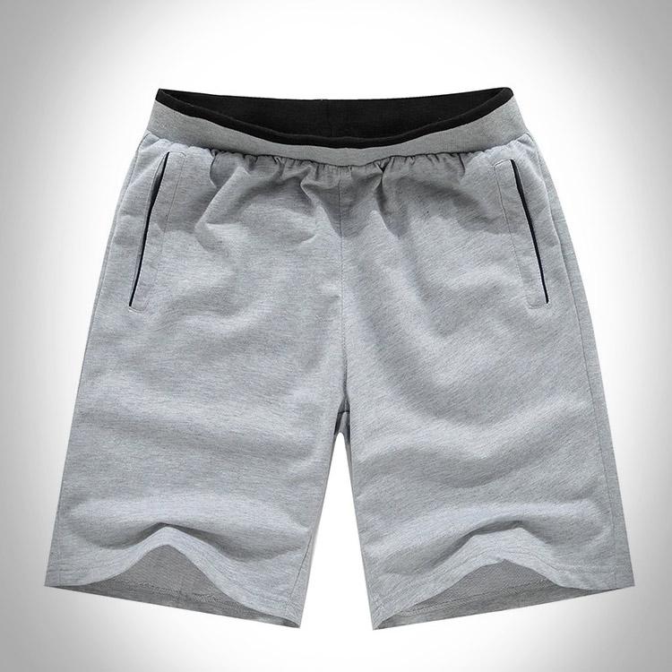 quần short nam đẹp Casual xám