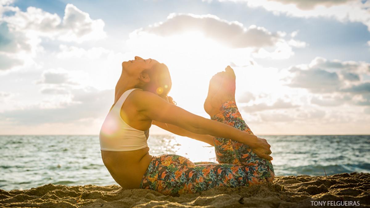 Thực phẩm tốt khi tập yoga