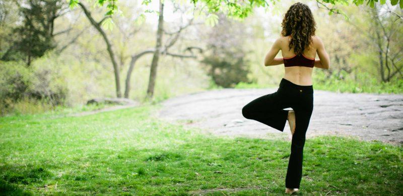 Lợi ích từ yoga