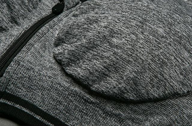 Áo bra zipper
