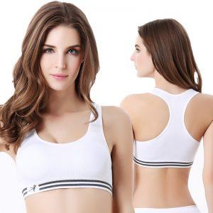 Áo bras beha màu trắng