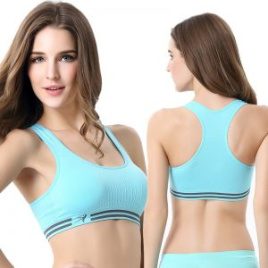 Áo bras beha màu xanh biển