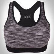 áo ngực thể thao bra 360s soft xám